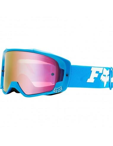 Goggle FOX VUE ZEBRA with Mirror Lens 22881-559 Fox Masques cross