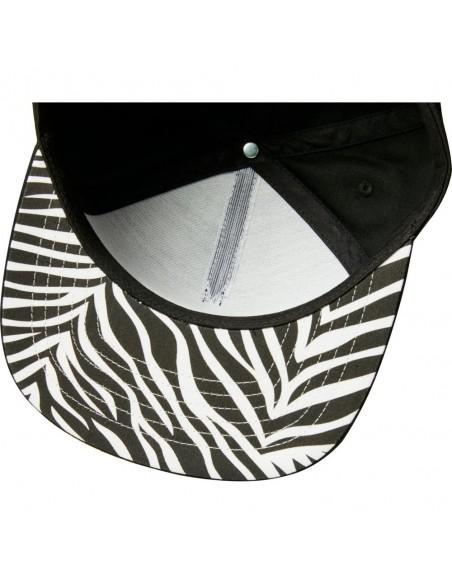 Snapback FOX VEGAS Black 23949-001-OS Fox  Casquettes et bonnets