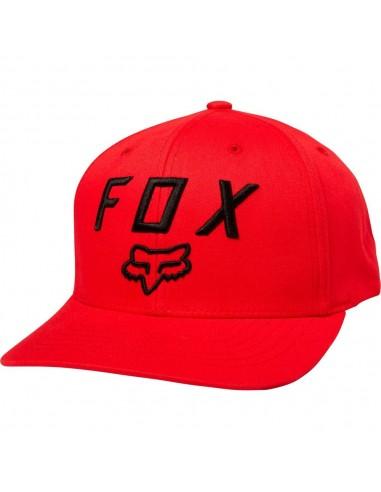 Snapback FOX Legacy Moth 110 Red 20762-208 Fox Caps and beanies