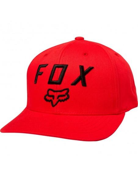 Snapback FOX Legacy Moth 110 Rosso 20762-208