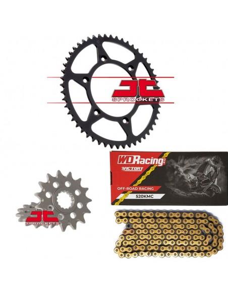 Kit catena-corona-pignone JT-VictoryMX KITVICTORY-JT