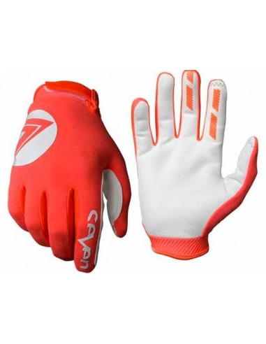 Youth Annex raider glove coral 2210017-605 Seven Kids Motocross Gloves
