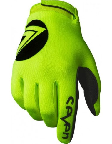 Seven Youth Annex 7 Dot flow yellow 2210017-701 Seven  Kinder Motocross Handschuhe