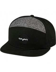 Snapback Seven ozone hat gray-speckle 1220005-044-OSFA Seven Casquettes et bonnets