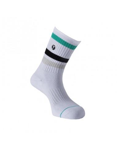 Seven alliance sock white-acqua 1120006-105 Seven Accessories
