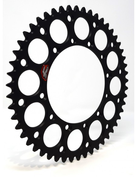 Sprockets and chain kit Renthal-Did KITRENDID Renthal kettenrader