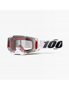 Goggle 100% Armega Lightsaber clear lens 461150 100% Brillen