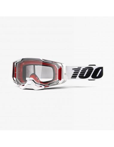 Goggle 100% Armega Lightsaber clear lens 461150 100% Goggles