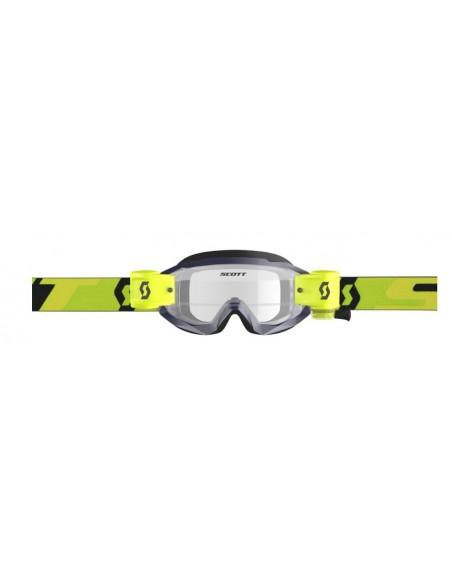 Goggle Scott Hustle MX WFS yellow-blue 2681841300.113 Scott Goggles