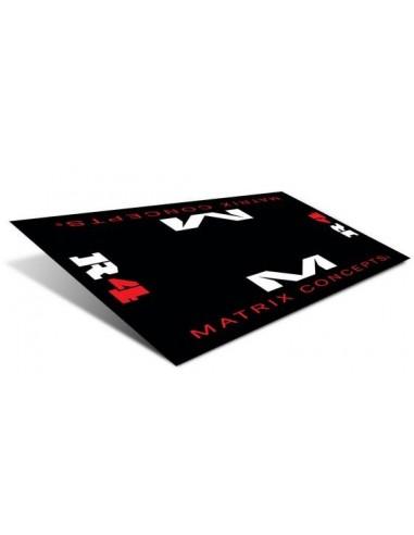 Tappeto da lavoro Matrix M4 Worx 62x36cm R4-101