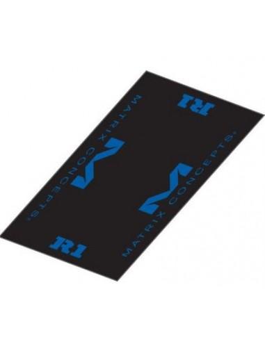 Matrix R1 Race mat 90x180cm rubber blu R1-103 Matrix  Motocross Zubehör-Ständer-Transport