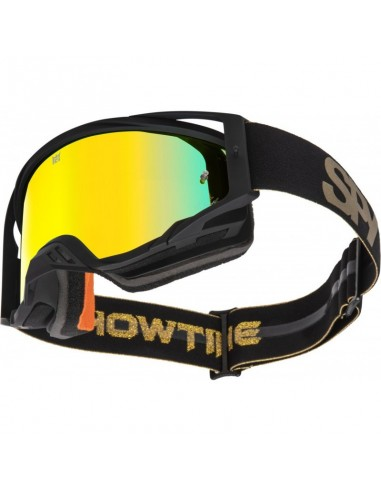 Maschera Spy Fundation Plus Jeremy McGrath lente bronzo-oro+lente chiara 323506246780 Spy Goggles