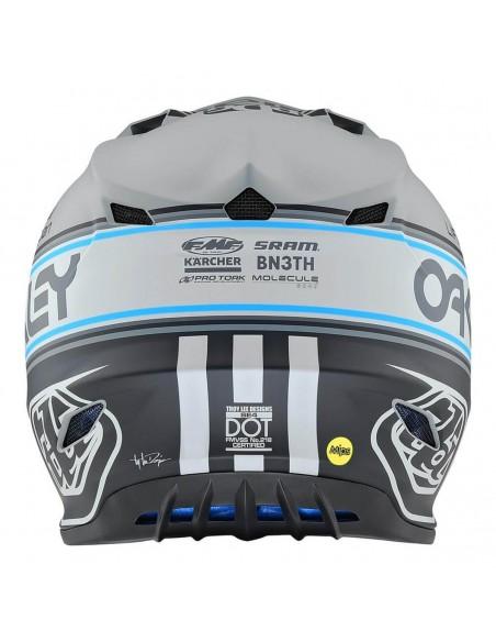 Helmet TLD Troy Lee Designs SE4 Polyacrylite Team Edition 2 POLYFACTOR Troy lee Designs Helmets
