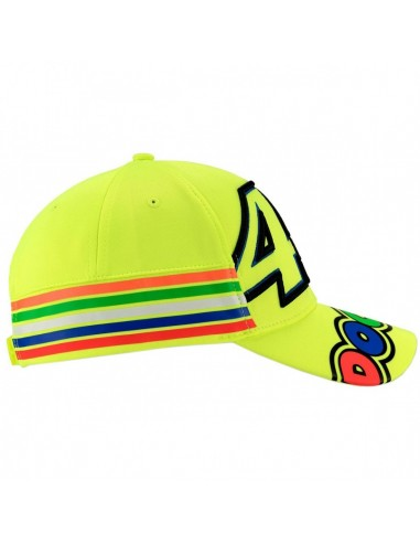 Hat VR46 Fluo Yellow VRMCA305028  Caps and beanies