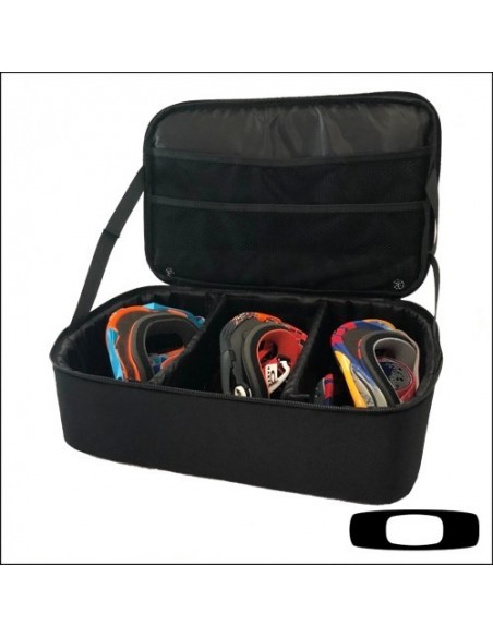 Oakley motocross google case 08-069 Oakley Bags-Packs and Cases