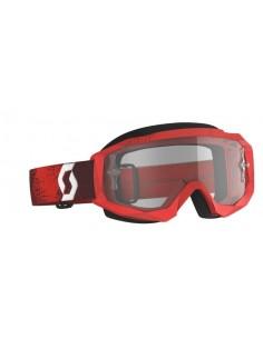 Goggle Scott Hustle X MX dark red-red 2728296363113 Scott Goggles