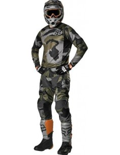 Combo pant and jersey Fox 2020 180 Przm Camo Special Edition 24236-027+24237-027 Fox Tenues cross