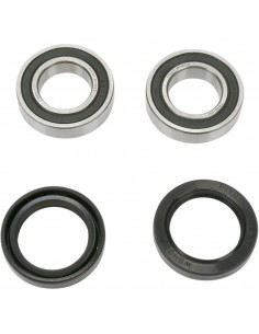 Wheel bearing kit front Pivot Works-Honda PWFWK-H03-521 Pivot Works Hubs and wheel bearings