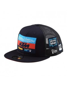 Snapback Troy Lee Desing Team Navy Youth 765740000 Troy lee Designs Streetwear mx kinder