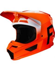 Casco Fox V1 MX 2020 Werd Flo Orange 25473-824