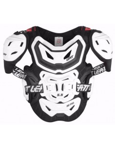 CHEST PROTECTOR 5.5 PRO HD WHITE 5014101102 Leatt Chest guard