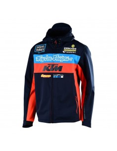 Troy Lee Desing Pit Jacket Navy 2020 76074000 Troy lee Designs Hoodies-sweaters-Jacken
