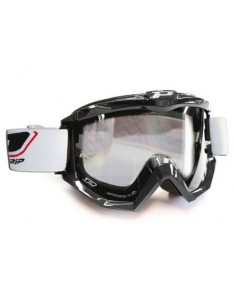 Occhiale Maschera ProGrip Cross Race Line Nera 9-3201 N ProGripOcchiali-Maschere cross-enduro