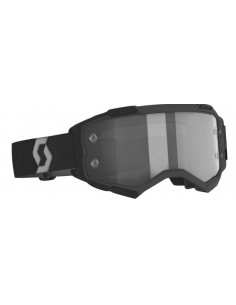 Scott Goggle Fury LS with light sensitive lens black/grey 2728271001327 Scott Goggles