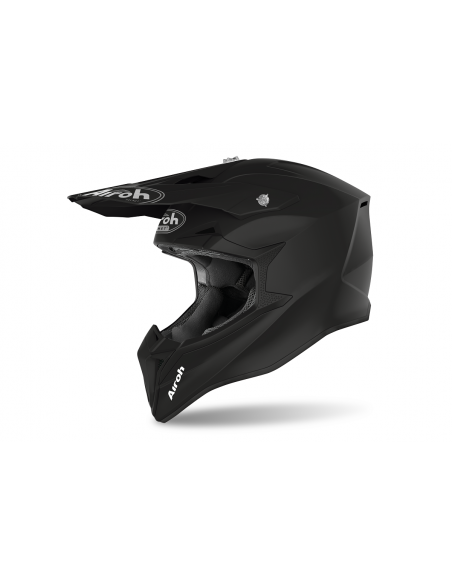 Helmet Airoh Wraap black matt WR11 Airoh  Helmets