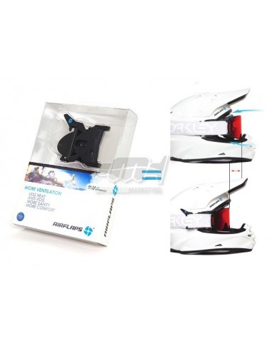 Airflaps- universal system for MX goggles AV3460 Airflaps Goggle Accessories