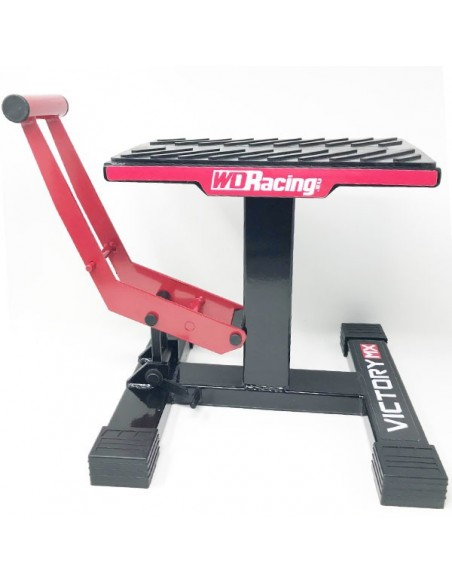Foot Lift Bike Stand Cross - Enduro VictoryMX StandVictorymx WDracing-Victory Stands & Transport