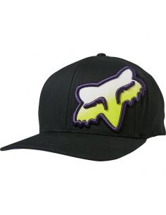 Fox Honr flexfit hat black 26152-001 Fox Caps and beanies