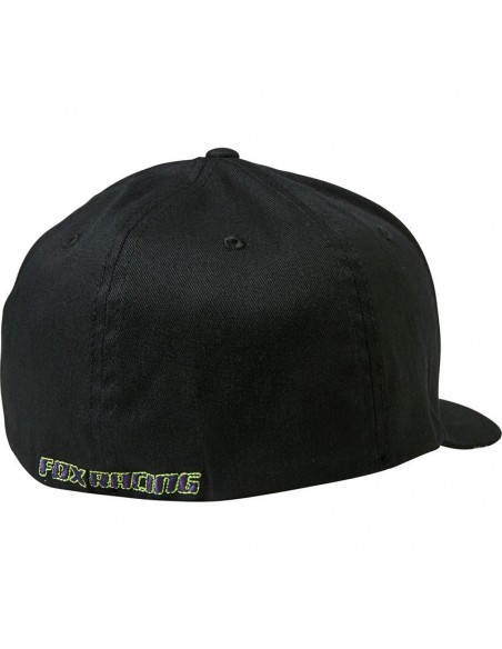 Fox Honr flexfit hat black 26152-001 Fox Caps and beanies