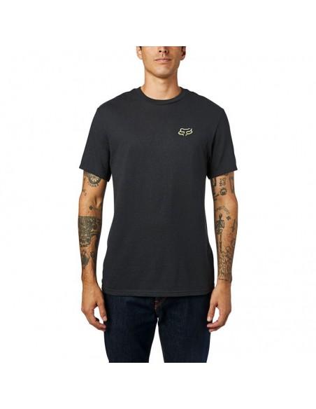 Fox Honr SS Tee black 26156-001 Fox T-Shirt & Tank