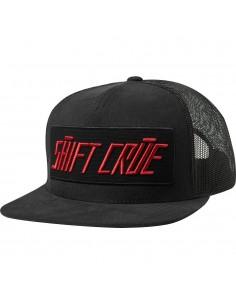 Snap Back Shift Crue rosso/nero 25397-055