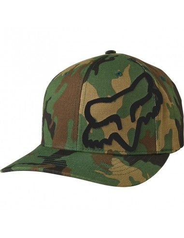 Fox Flex 45 Flexfit Hat camo 58379-027 Fox Caps and beanies