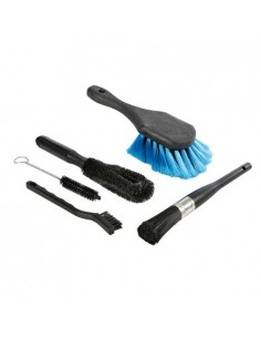 Brushes set 5pcs for bike cleaning 37359 Lampa Cleaning
