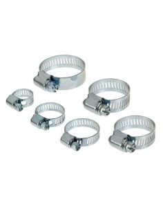 26 steel clamps 70033 Lampa Hardware - Bolt - Nuts
