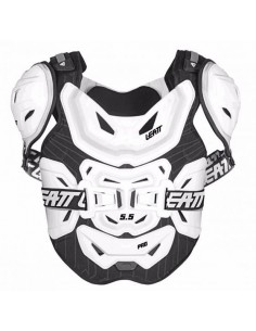 Leatt Chest Protector 5.5 Pro White 5014101112 Leatt Schutzjacke