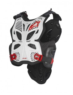 Chest Protector A-10 without shoulders Alpinestars 6700717-213 Alpinestars Pare-pierre