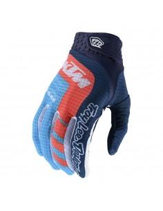 Gloves TLD Troy Lee Design Air TLD & KTM Navy & Ocean 44083900 Troy lee Designs Gloves