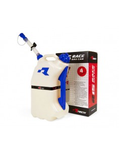 Fuel tank Rtech R15 Blue 15 Liters R-GASCABL0017 Racetech Funnel-Measuring- Jerry cans