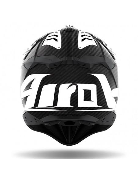 Helmet Airoh Aviator 3 Primal Carbon yellow mat AI43A1399D3AC Airoh Helmets