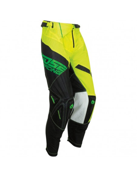 Pant Moose Racing Sahara Fluo Yellow/Black Vented 2901728 Moose Racing Motocross jersey and pants