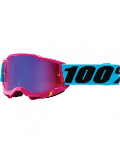 Goggle 100% Accuri 2 LEFLEUR Mirror R/B 26012827 100% Goggles
