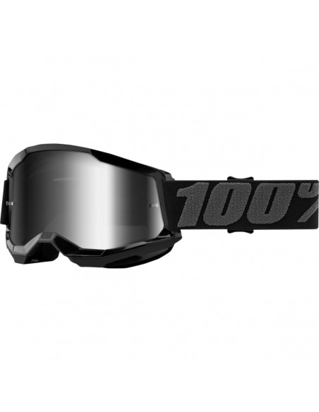 Goggle 100% Strata 2 Black 260129 100% Goggles