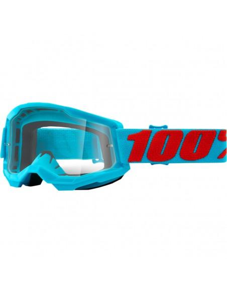 Goggle 100% Strata 2 Summit 2601293 100% Goggles