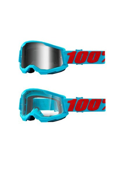 Occhiali Maschera 100% Strata 2 Summit 2601293