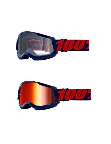 Goggle 100% Strata 2 Masego 2601294 100% Goggles