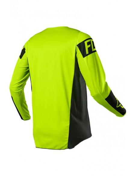 Gear Set Youth FOX 2020 Revn Fluo Yellow 25862-130-25863-130 Fox Kids Clothing Motocross Gear